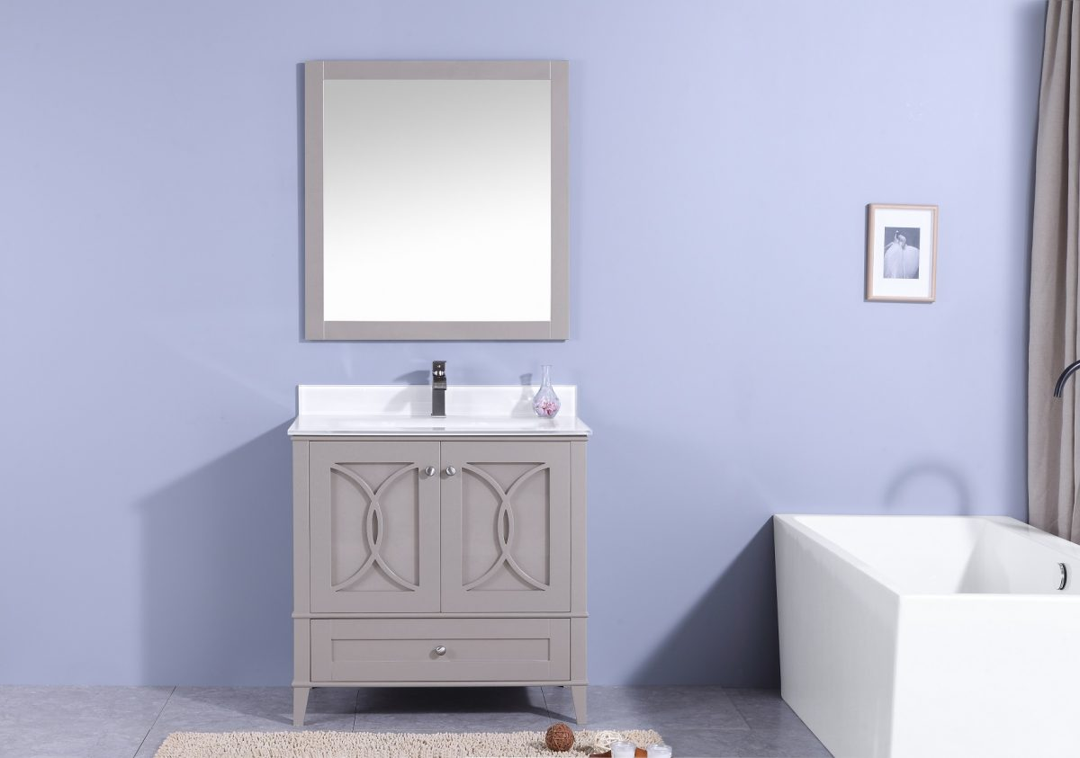 FREE STANDING BATHROOM VANITIES, OAK VANITY, SOLID WOOD BATHROOM VANITY