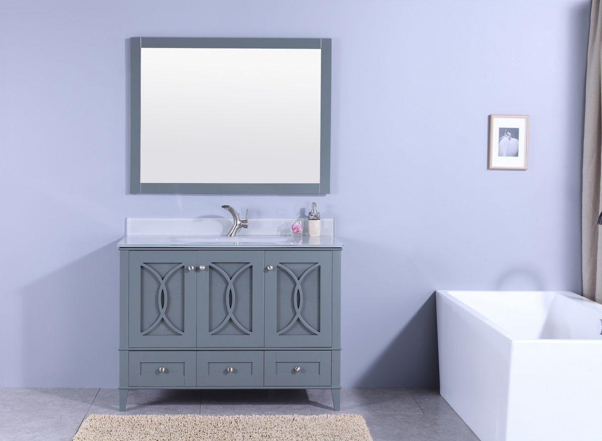 FREE STANDING BATHROOM VANITIES, OAK VANITY, SOLID WOOD BATHROOM VANITY