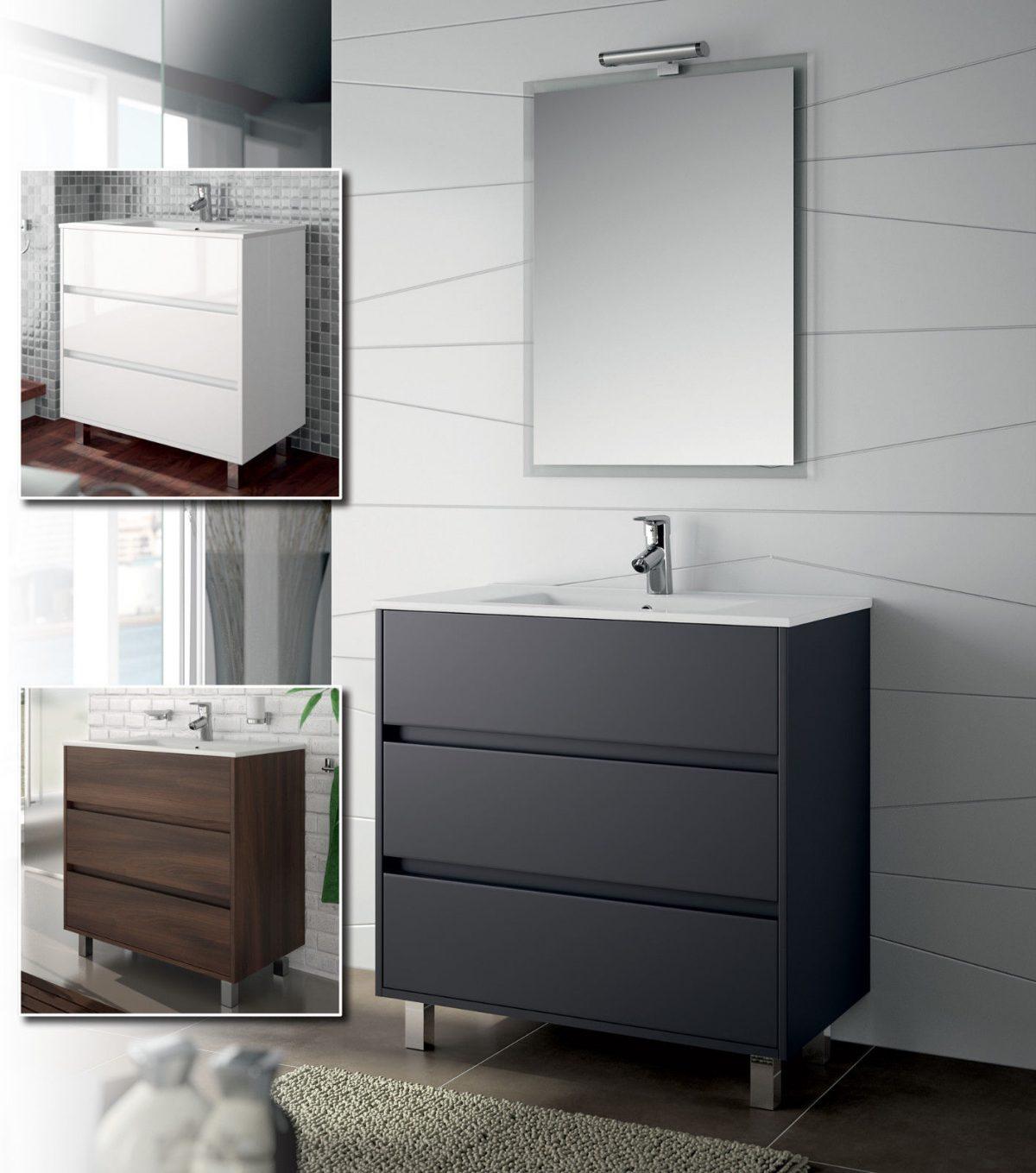 Fashion bathroom cabinet